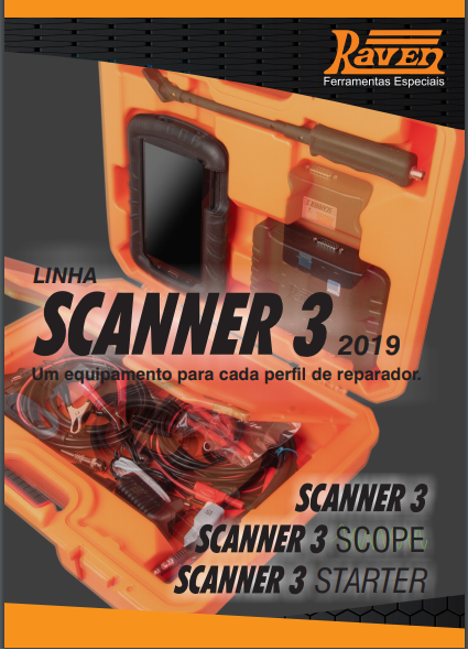 Raven Scanner 3 Scope